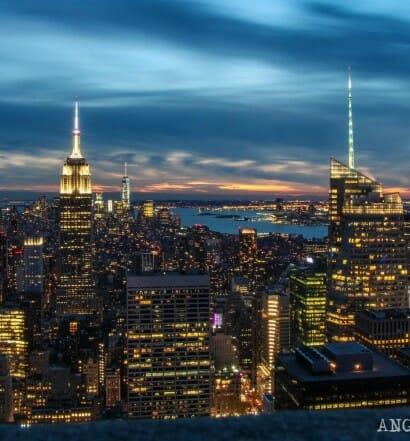 Subir al Top of the Rock en Rockefeller Center-1