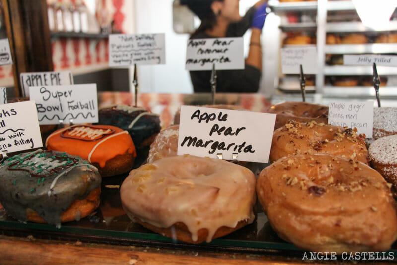 Los mejores donuts de Nueva York Dun Well