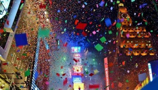 Guía del fin de año en Nueva York