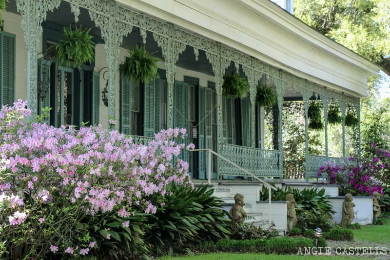 Las mejores plantaciones de Louisiana The Myrtles 3