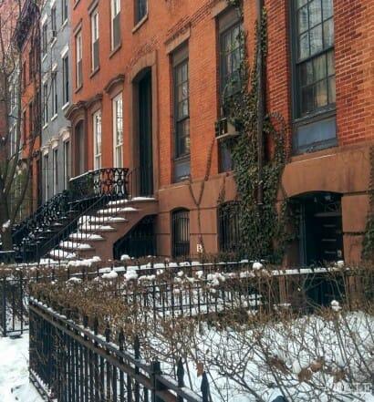 Marzo en Nueva York tiempo que hacer