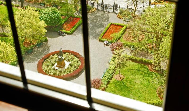 Hoteles-romanticos-y-lujo-Nueva-York-Gramercy-Park