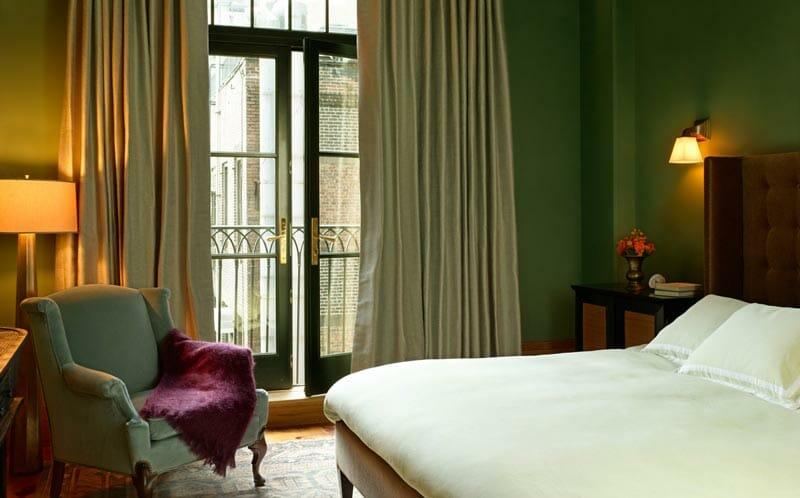 Hoteles-romanticos-y-lujo-Nueva-York-Greenwich-Hotel-2