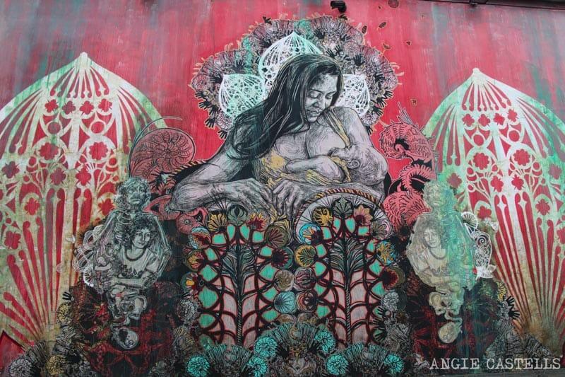 Que ver en Miami en 2 dias Wynwood Walls grafitis