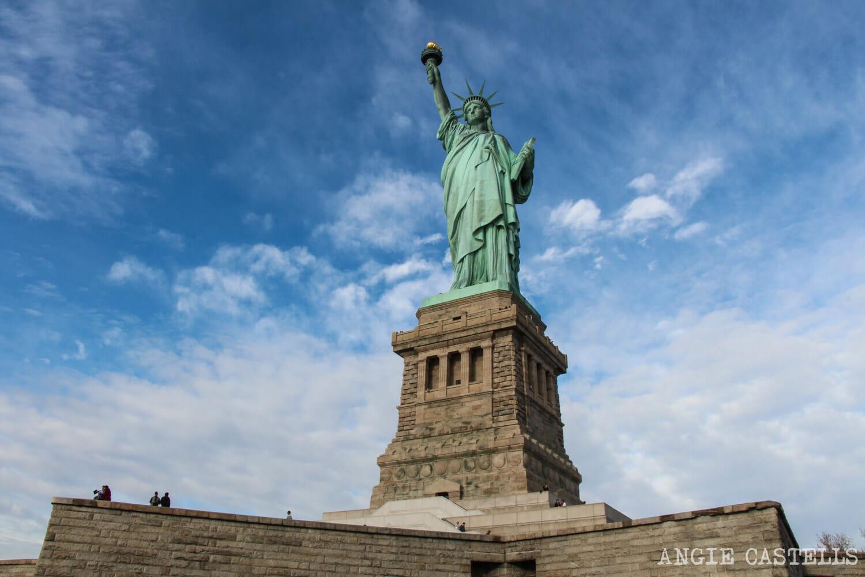Visitar Estatua de la Libertad corona y pedestal Nueva York-1