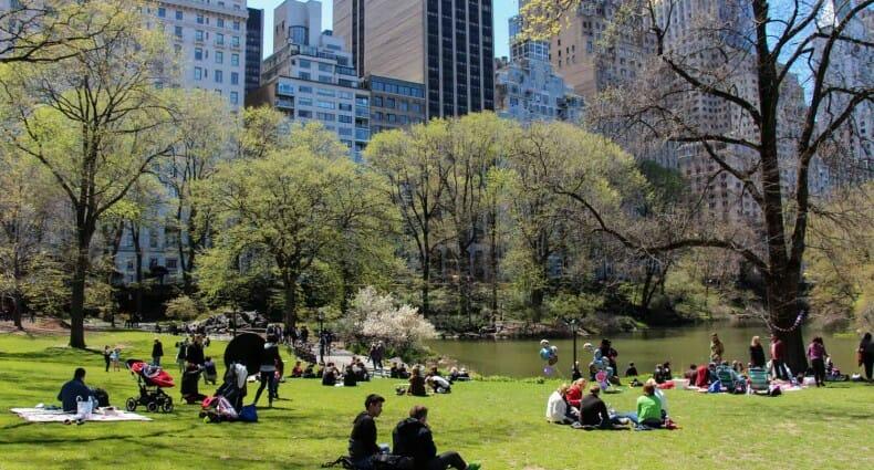 La primavera en Nueva York que hacer Central Park