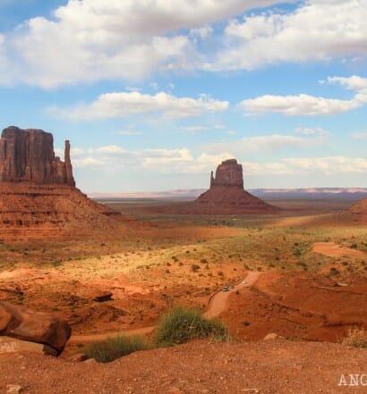Ruta Costa Oeste USA Itinerario Monument Valley