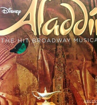Musical Aladdin Broadway Nueva York