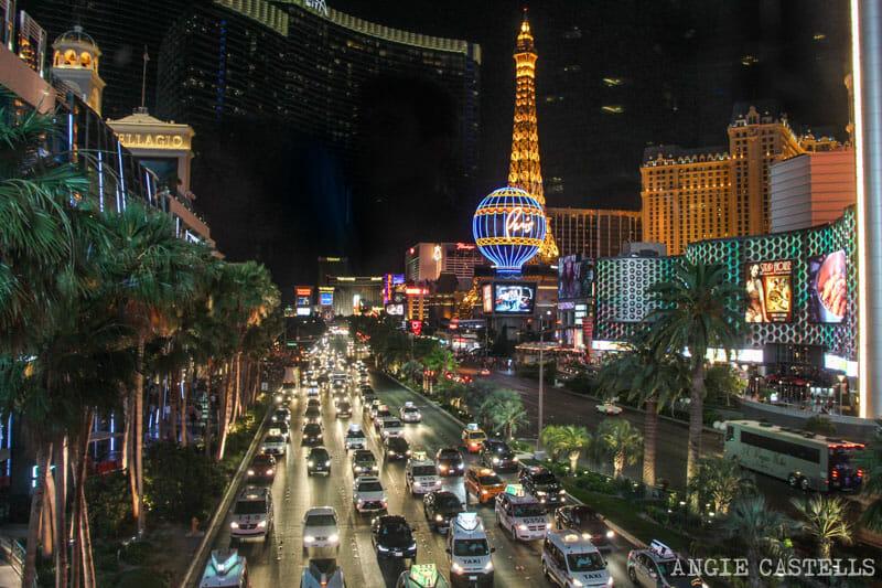 Guia visitar Las Vegas Ruta costa oeste