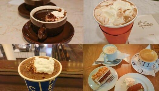 El mejor chocolate caliente de Nueva York