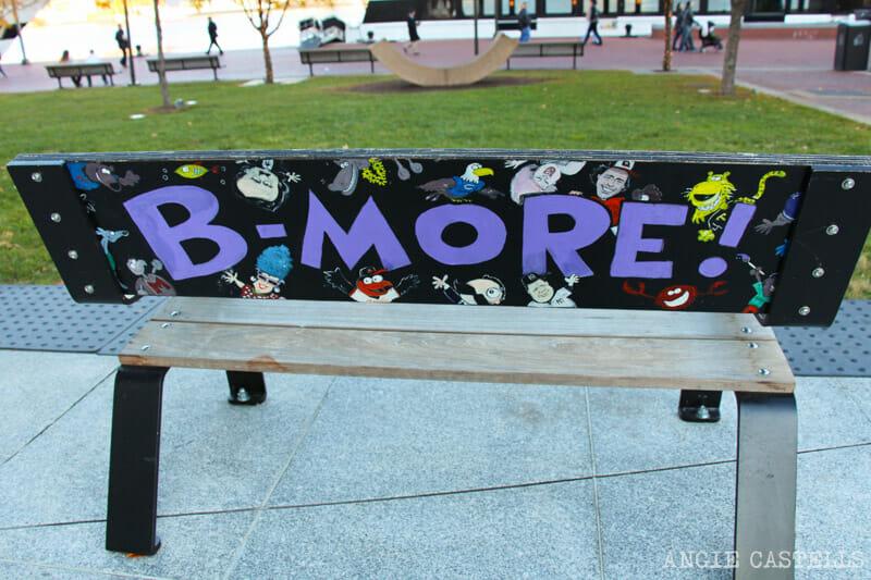 Guía de Baltimore qué ver en 2 días Inner Harbor