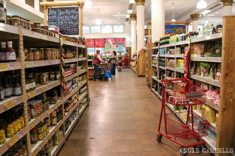 Como ahorrar en Nueva York supermercado Trader Joes