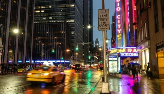 Qué hacer en Nueva York cuando llueve (o nieva)