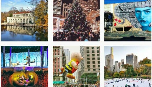 Nueva York en 2016: 12 fotos para 12 meses