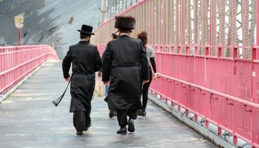 Visitar el barrio judío de Brooklyn, en Williamsburg