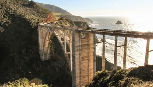 El Big Sur y la Pacific Coast Highway, en California