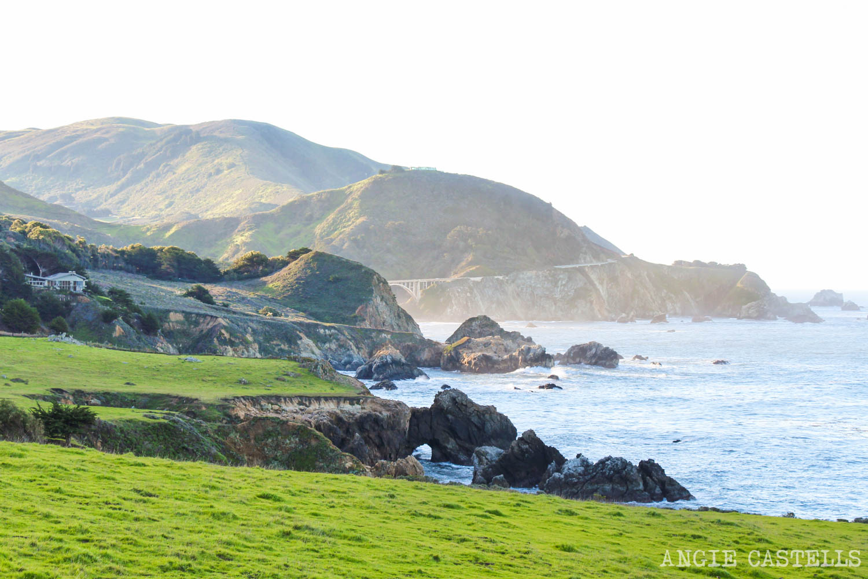 Recorrer carretera Big Sur Pacific Coast Highway California