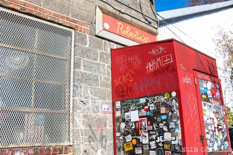 Visitar Bushwick Ruta Arte Urbano Robertas