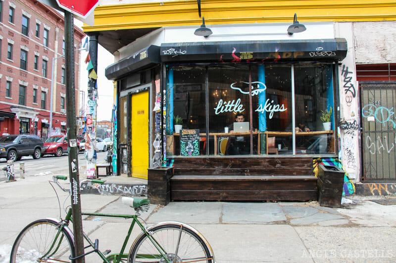 Visitar Bushwick Ruta Arte Urbano Nueva York Little Skips