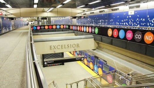 Las nuevas estaciones del metro de Nueva York
