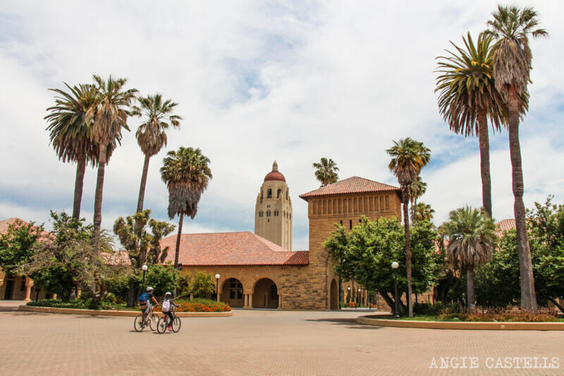 Guia Silicon Valley California-Visitar Universidad de Stanford