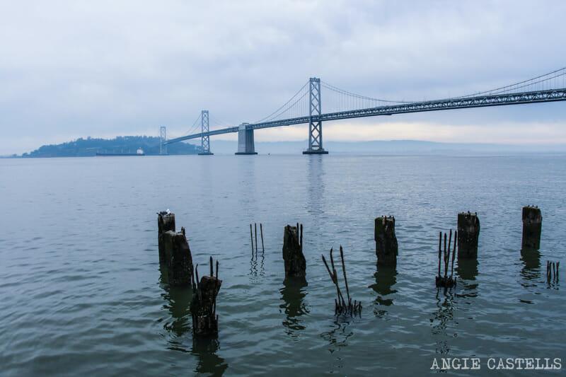 Que ver San Francisco Itinerarios Bay Bridge