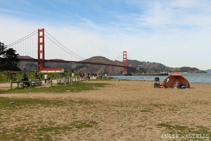 Que ver San Francisco Itinerarios Crissy Field