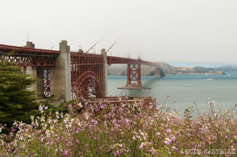 Que ver San Francisco Itinerarios Golden Gate Bridge
