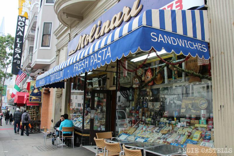 Que ver San Francisco Itinerarios Little Italy North Beach