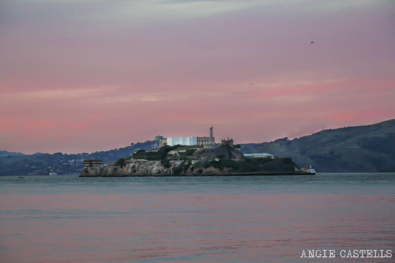 Que ver San Francisco Itinerarios Visitar Alcatraz