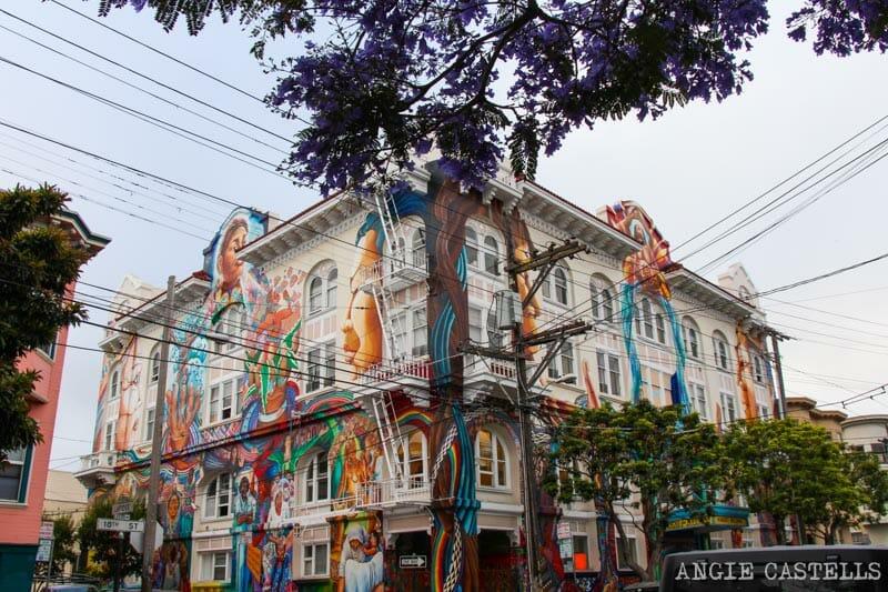 Que ver San Francisco Itinerarios Womens Building Mission