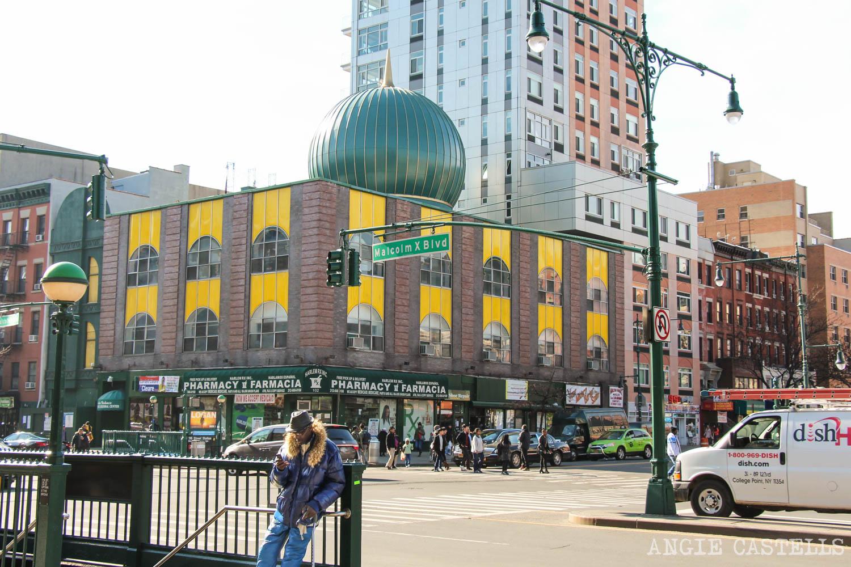 Guia de Harlem Misa Gospel y arquitectura