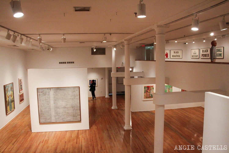 Guia de Harlem Misa Gospel y arquitectura Studio Museum