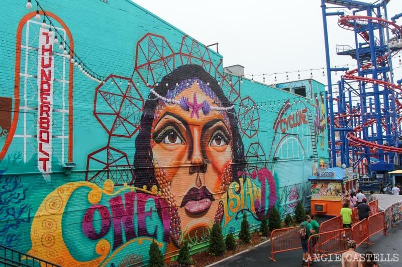 Visitar Coney Island Nueva York Parque de atracciones y playa