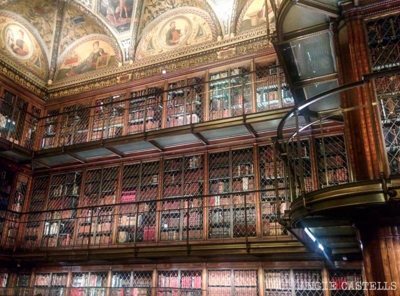 Museos de Nueva York poco conocidos Morgan Library