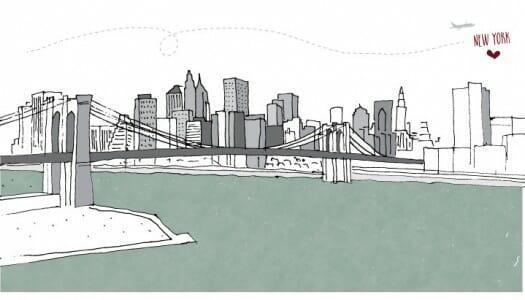 10 cosas que te pasarán en Nueva York sí o sí
