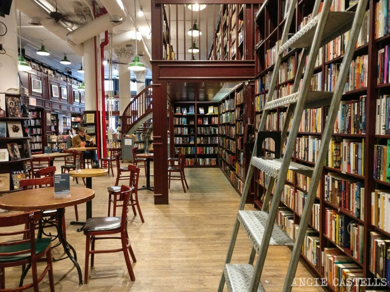 Mejores librerias de Nueva York Housing Works