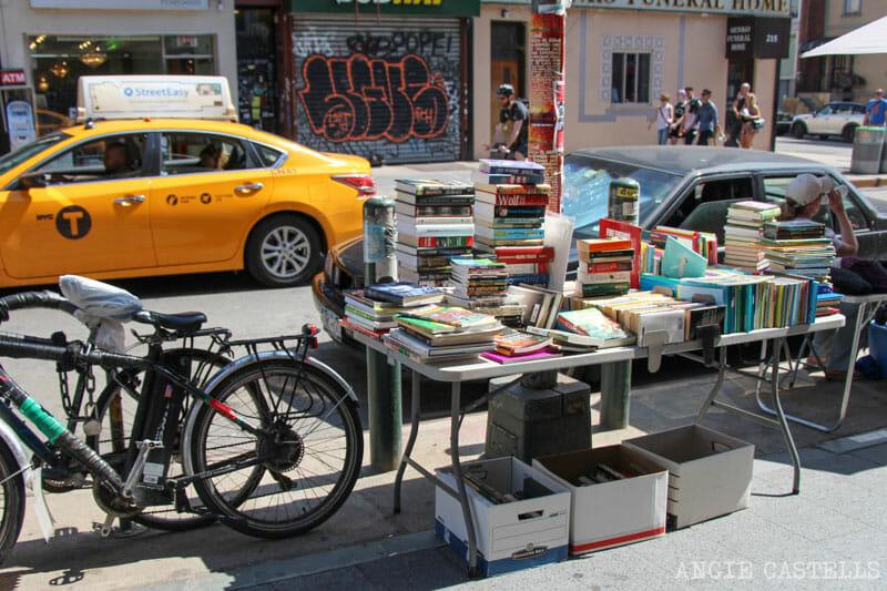 Mejores librerias de Nueva York Tiendas calle