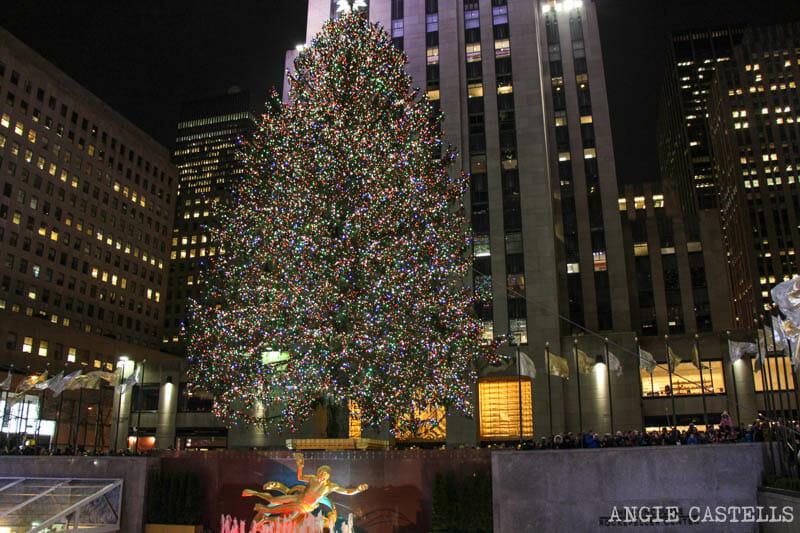 Christmas Tree Rockefeller 2017
