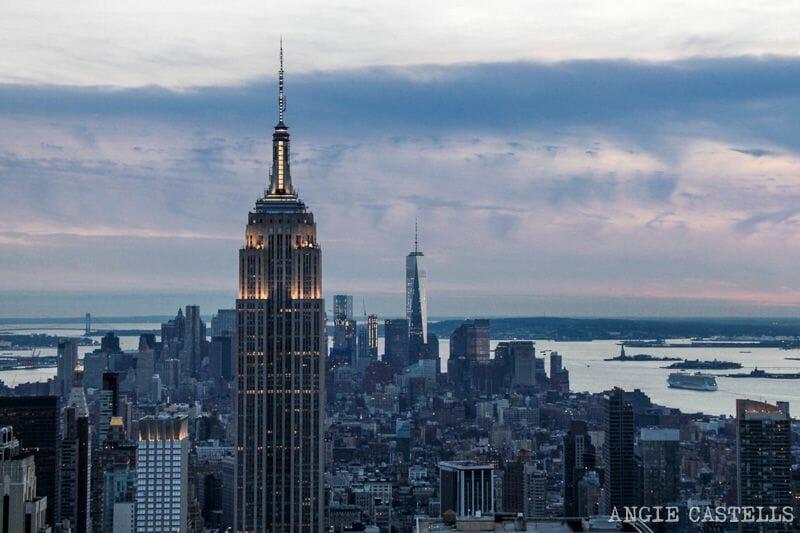 Subir al Empire State Building Nueva York Top of the Rock-1