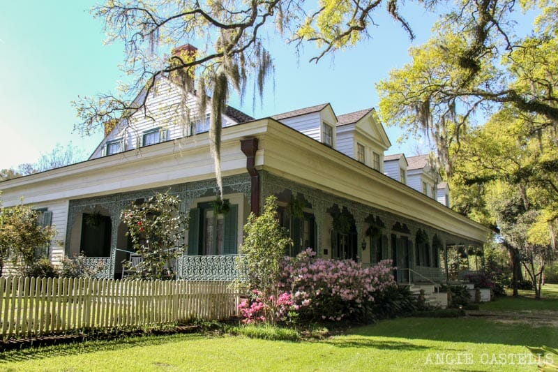 Las mejores plantaciones de Louisiana The Myrtles 2