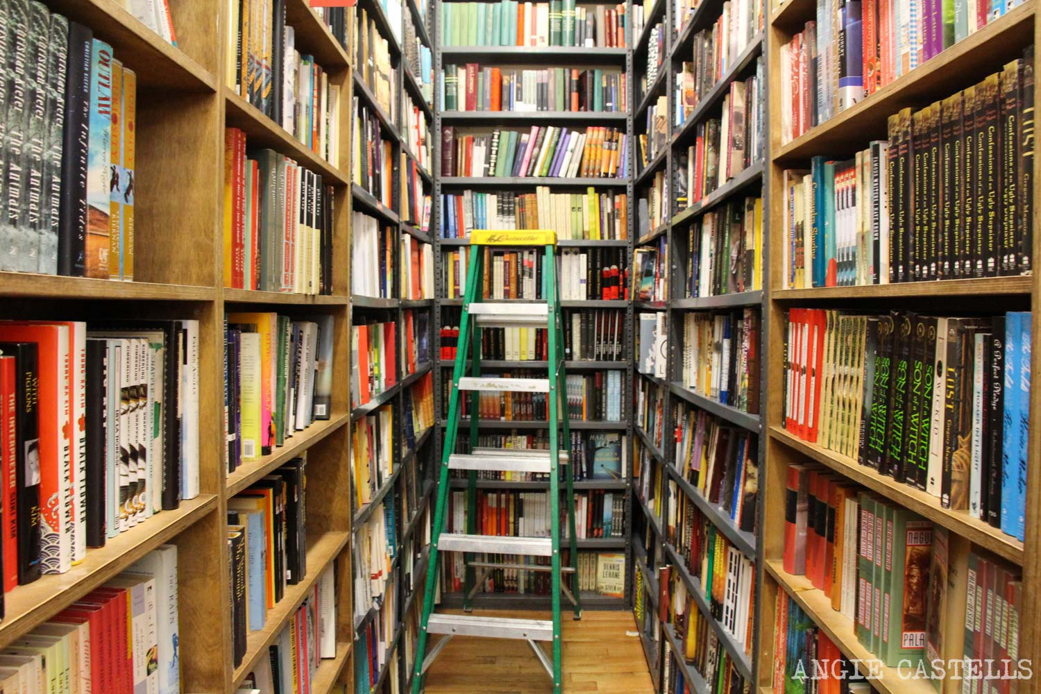 Strand bookstore el para so de los libros en nueva york for Libreria amazon