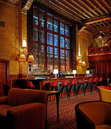 Mejores cocteles de Nueva York Campbell Apartment Grand Central