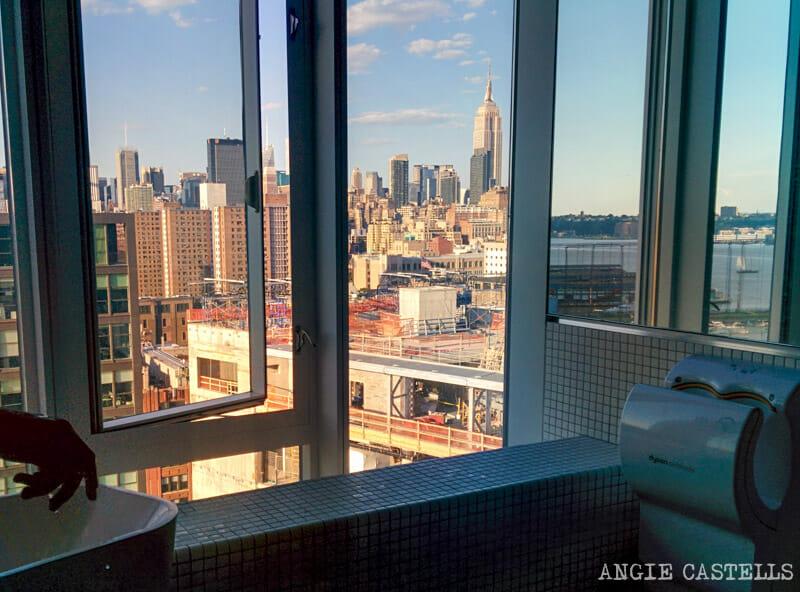 Los mejores rooftops de Nueva York The Standard Le Bain