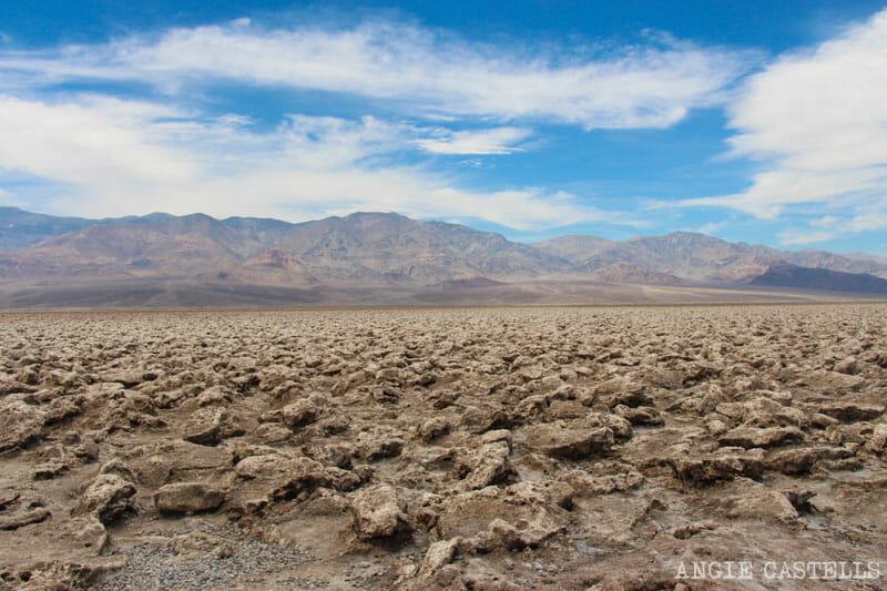 Costa Oeste Death Valley Devils Golf Course