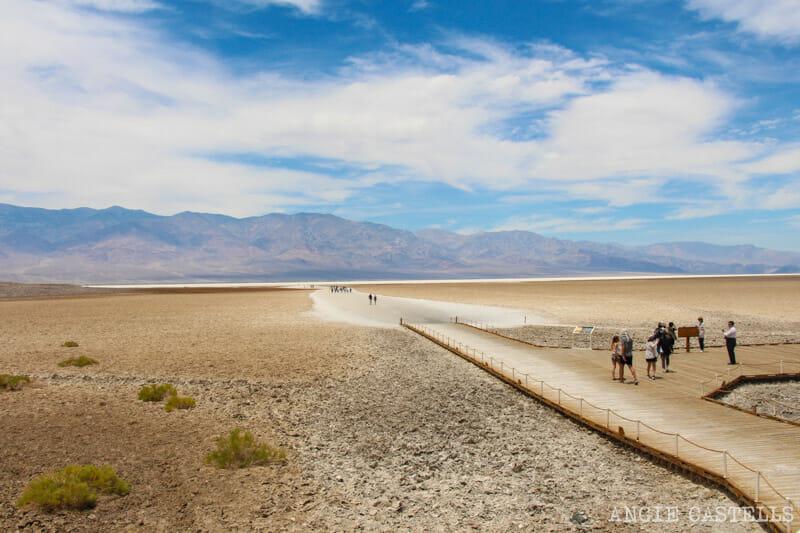 Costa Oeste Death Valley Badwater Basin