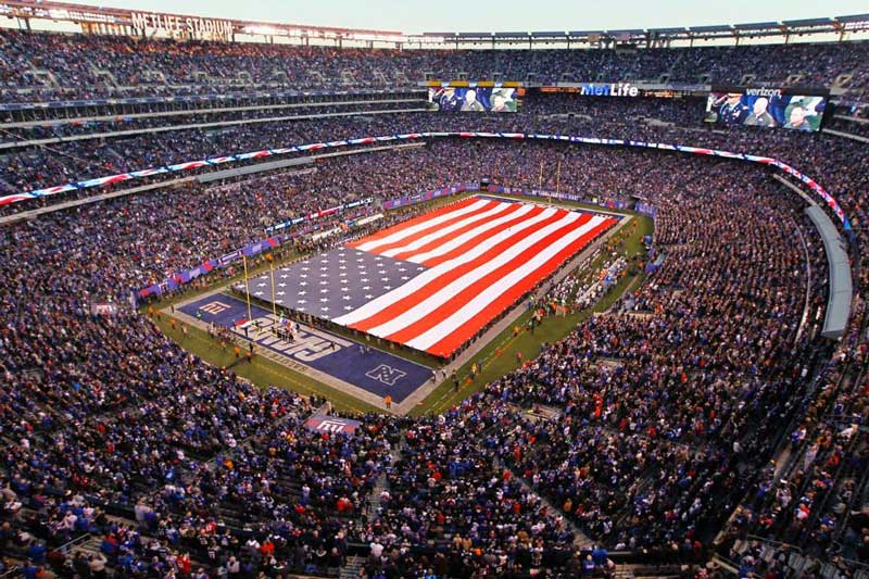 Deportes en nueva york ligas estadios y entradas for Americano new york
