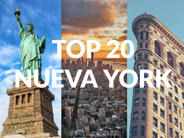 Top 20 Nueva York: Cosas Que Tienes Que Hacer Sí O Sí