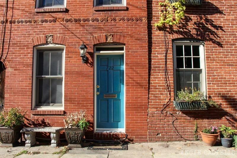 Guía de Baltimore qué ver en 2 días Fells Point