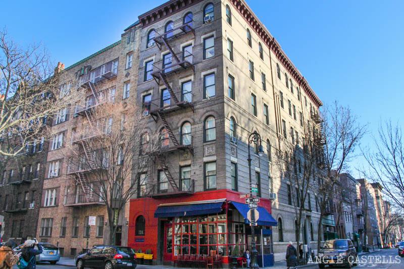 10 localizaciones de friends en nueva york para fans - Casas en nueva york ...